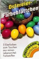 Ostereier Eierfärbe Plättchen Farben Blättchen 4046 Brauns-Heitmann