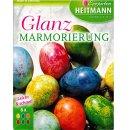 Glanz Marmorierfarben 6 Farben Eierfarben Ostereierfarben