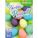 Zartes Pastell 5 Eierfarben Kaltfarben Eierfarbe Ostereierfarbe