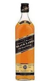 Johnnie Walker Black Label 0,7 Liter (40% Vol.)