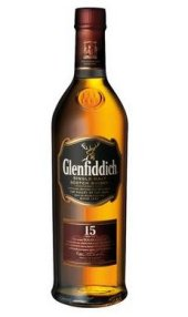 Glenfiddich 15 years old 0,7 Liter (40% Vol.)