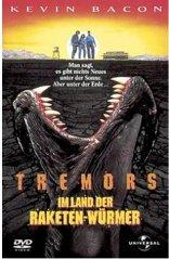 Tremors 1 im Land der Raketenwürmer NEU DVD dt./eng./fr