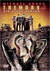 Tremors 4 wie alles begann DVD NEU/OVP dt./eng./fr.