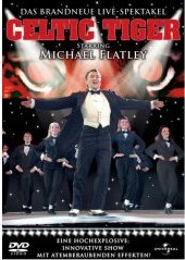 Michael Flatley CELTIC TIGER NEW DVD NEU/OVP