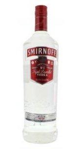 Smirnoff Vodka Red Label 0,7 Liter (37,5% Vol.)