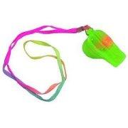 Triller-Pfeife blinkend mit LED-Blinklicht und Halsband