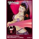 aaa Jillina BELLYDANCE superstars DVD Level 3 Bauchtanz