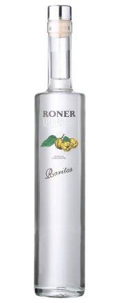 Roner Raritas Quittenbrand 43% vol.0,50 Liter