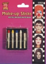 Schminkstifte 5er Make-up Sticks Schminke Schminkstift