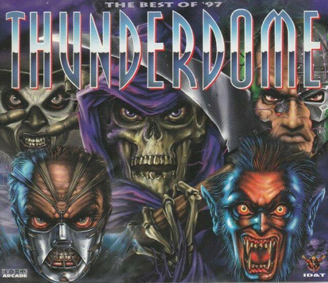 Thunderdome Best of 97 CD Neu