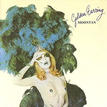Golden Earring Moontan CD