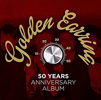 Golden Earring 50 Years Anniversary Album 3-LP Vinyl Collectors Box