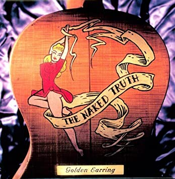 Golden Earring Naked Truth HQ Vinyl 2-LP double doppel