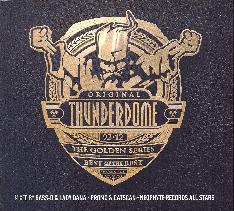 Thunderdome - The Golden Series 3-CD Box Neu