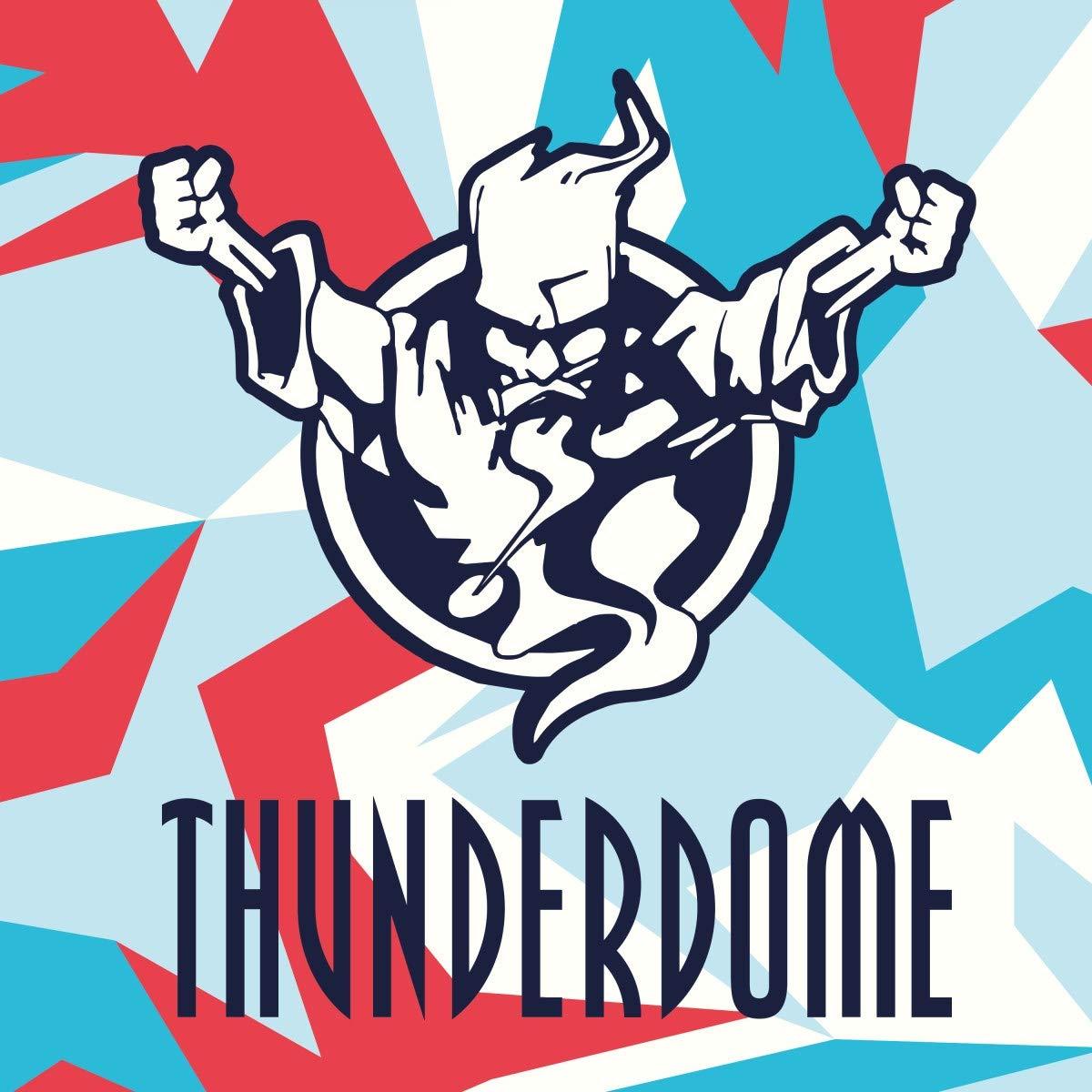 Thunderdome 2019 3-CD Neu