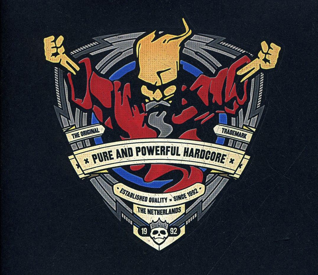 Thunderdome × Breaking Barriers 2-CD Neu