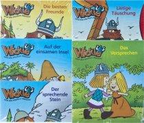 Wickie Minibuch-Sortiment - 5 Mini-Bücher
