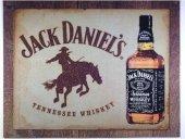 JACK DANIEL'S Horse Blechschild 20x30cm