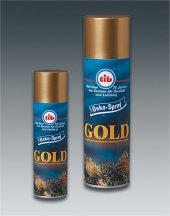 DEKOSPRAY Goldspray 150 ml styroporgeeignet Spraydose