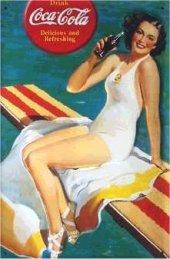Coca Cola Bathing Beauty nostalg. Blechschild 20x30cm schwere Qualität