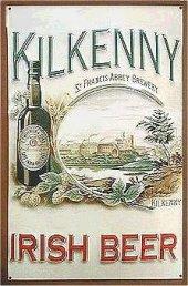 Kilkenny Irish Beer nostalgisches Blechschild 20x30cm schwere Qualität