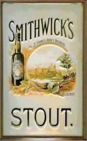 Kilkenny Smithwick's Stout nost. Blechschild 20x30cm schwere Qualität