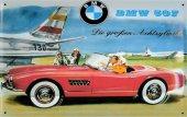 BMW 507 nostalgisches Blechschild 20x30cm schwere Qualität