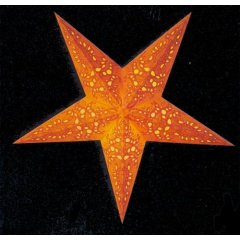 earth friendly MONO SMALL ORANGE 45cm Starlightz