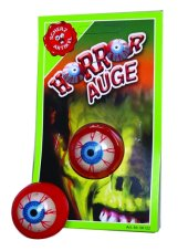 Glibber-Auge 1 Stk. -Halloween-Deko-