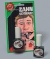 Zahnschwarz in Pinselflasche