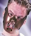 Beißer Maske