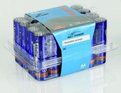 Haushaltspack Mignon-Batterie 1,5V Typ AA 24er-Pack