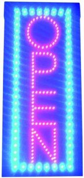 LED Leuchtschild OPEN 230V, 40cm lang