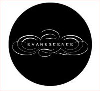 EVANESCENCE Badge A2 Button 55mm Metal NEU