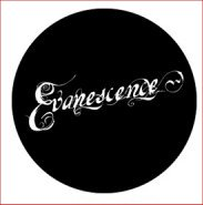 EVANESCENCE Badge A3 Button 55mm Metal NEU
