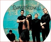 EVANESCENCE Badge A5 Button 55mm Metal NEU