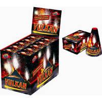 Vulkan 2 Stück Packung FKW Keller Feuerwerk 22028