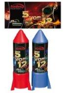 Tischbombe 5 vor 12 Jugend- und Partyfeuerwerk
