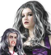 Perücke Samanta / Vampir