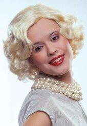 Original Marilyn Monroe Perücke Monroeperücke Kostüm