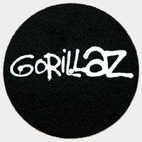 GORILLAZ Badge B1 Button 55mm Metal NEU