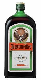 Jägermeister Kräuterlikör Likör 1,75 Liter Flasche