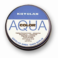 KRYOLAN Aquacolor 55ml Dose - Teil 2