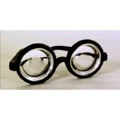 Lupenbrille - vergrössert die Augen