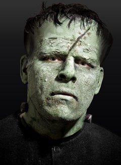 Metamorph 100031 Scary Skin grün