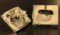 Münzprüfer Münzaggregat für Kaugummi Automaten Nuß Automaten 10 cent