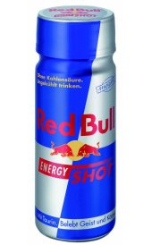 Red Bull Energy Shot RedBull 12 x 60ml PET-Flasche