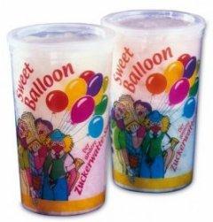 1 Dose frische Zuckerwatte gross wie auf dem Jahrmarkt Sweet Balloon