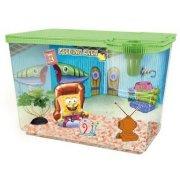 Spongebob Aquarium Garnelen Becken Komplettset Zubehör