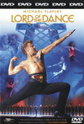 Michael Flatley LORD OF THE DANCE DVD